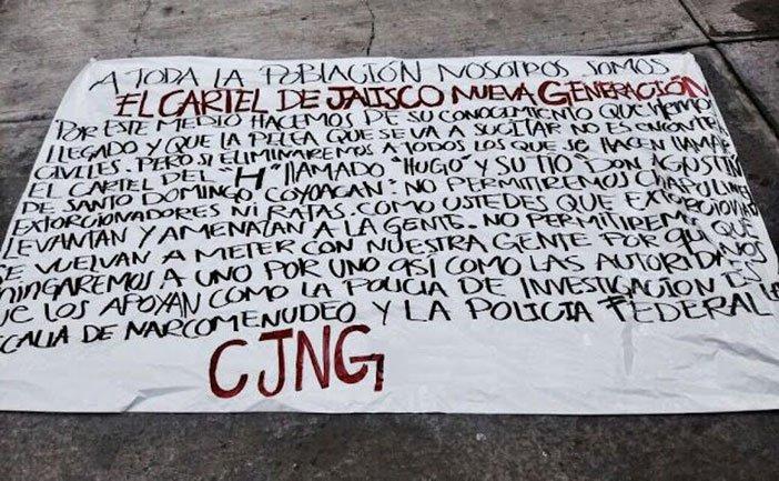 Aconseja gobernador de Jalisco a Mancera no negar al crimen organizado