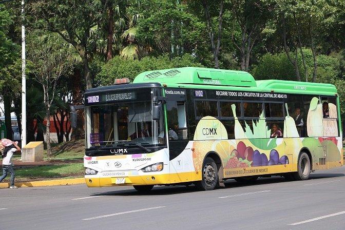 Tiene CEDA autobuses con camaras de vigilancia