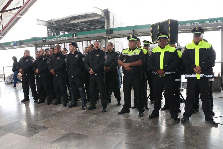 Acuerdan vigilancia conjunta Edomex y CDMX en el Metro