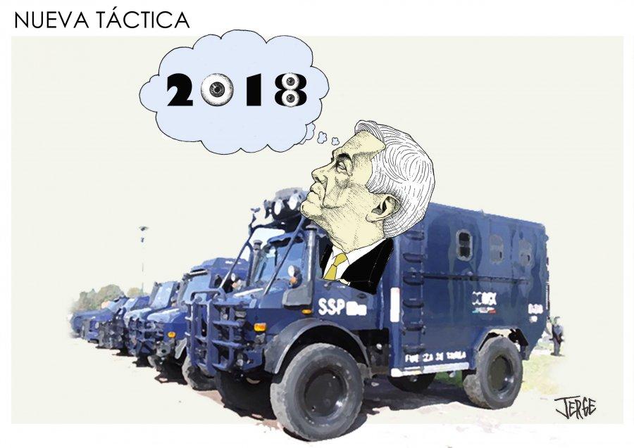 Nueva tactica