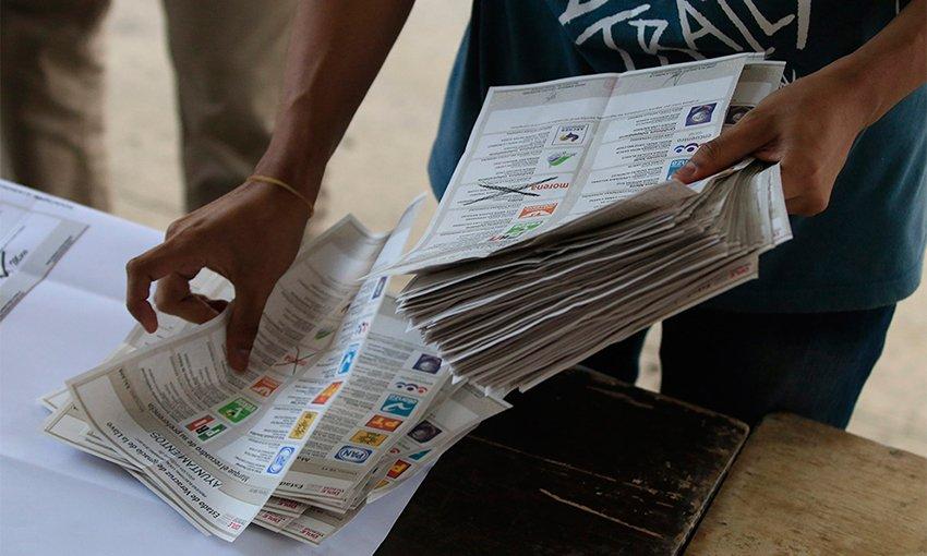 ¡Tranquilos! autoridades daran certeza electoral