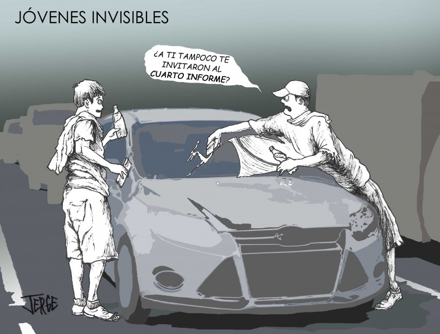 Jovenes Invisibles