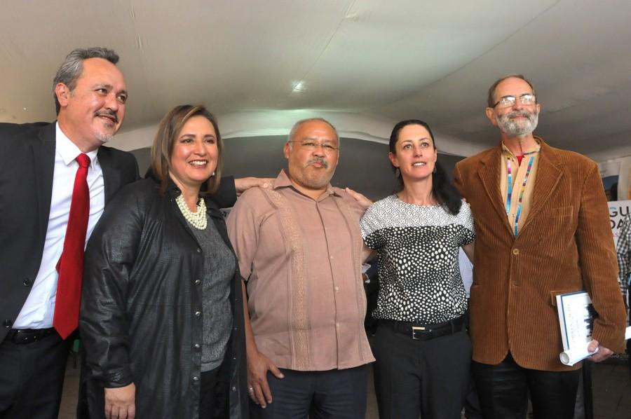 Arman bloque Claudia Sheinbaum y Xochitl Galvez