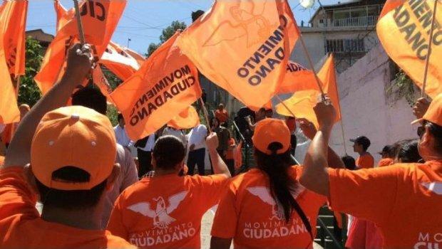 Renuncian a Movimiento Ciudadano por su alianza con el PAN y el PRD