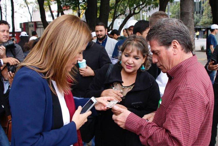 Avanza recoleccion de firmas para independientes