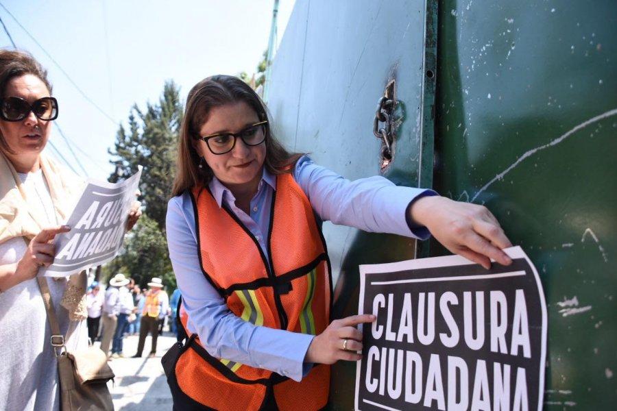 No mas violaciones al desarrollo urbano en Lomas de Chapultepec: Fisher