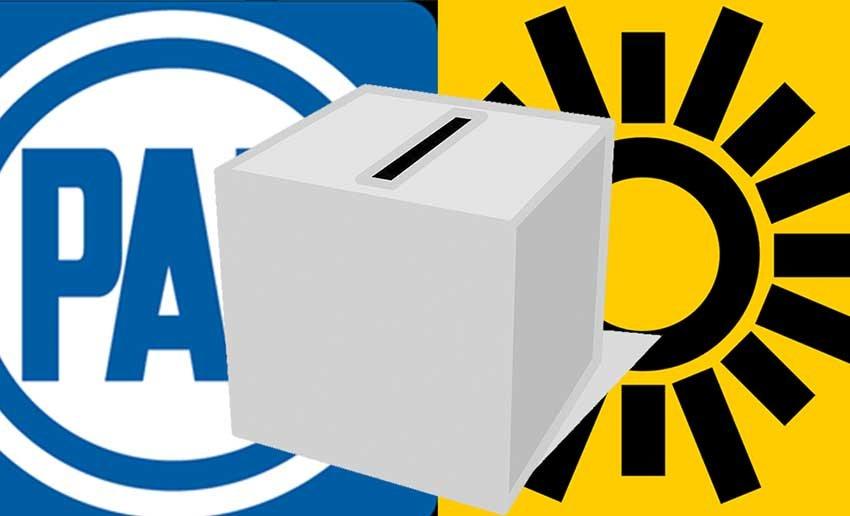 Descontento y rechazo a Ley electoral del PAN y PRD