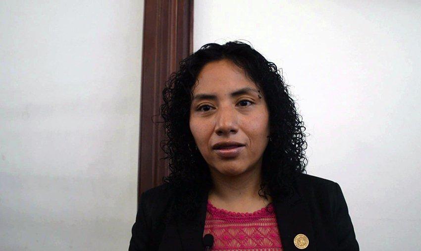 Bety Olivares una guerrera sensible