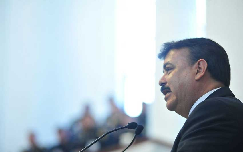 Secretario de Seguridad insiste en negar presencia de crimen organizado en la CDMX