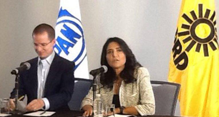 PAN y PRD ratifican que van solos en el Edomex