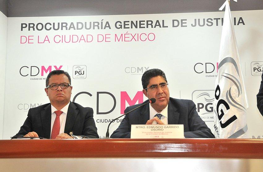 PGJCDMX informa ruta de Marco Antonio Sanchez
