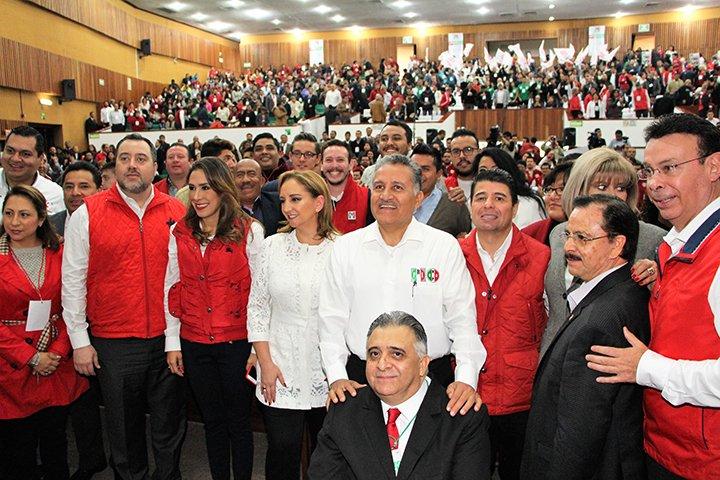El PRI es el unico partido que puede frenar al populismo: Mariana Moguel