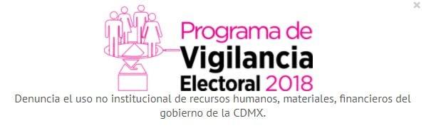 Encabeza Coyoacan denuncias por irregularidades electorales