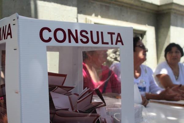 Denuncian cooptacion de la participacion ciudadana en Coyoacan