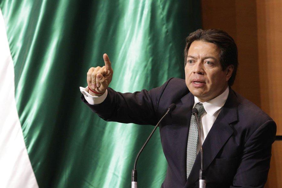 Falta voluntad politica para destinar FONADEN a la reconstruccion: Mario Delgado