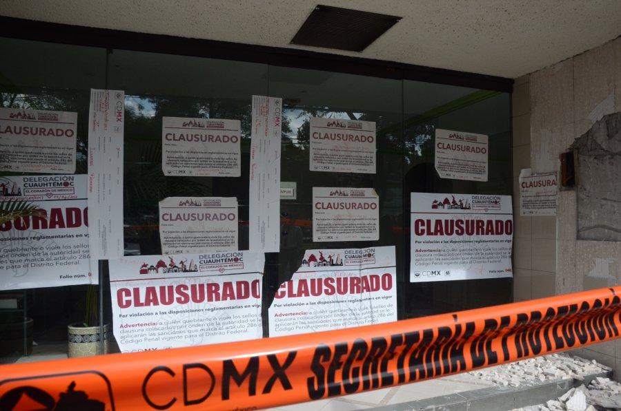 Anuncia gobierno capitalino demolicion de helipuerto en la Condesa