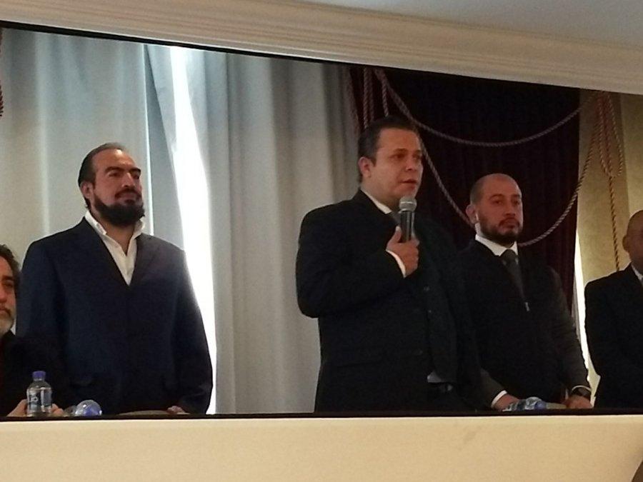 La mafia del poder esta en Morena: de Antunano
