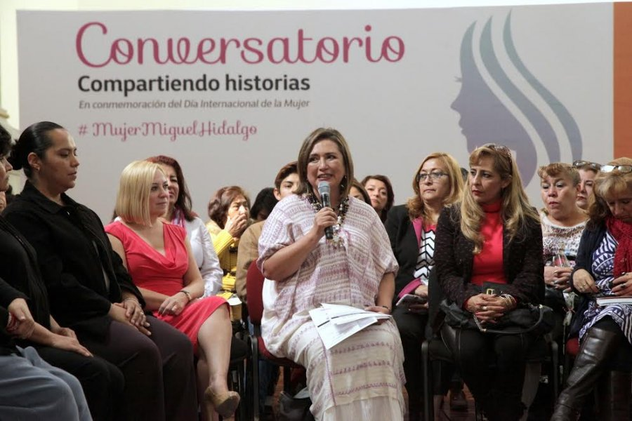 Autonomia financiera, la mayor libertad de las mujeres: Xochitl Galvez