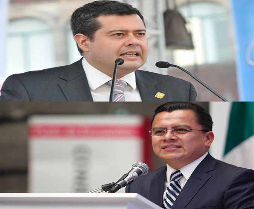 ¿Manuel Granados o Jose Ramon Amieva?