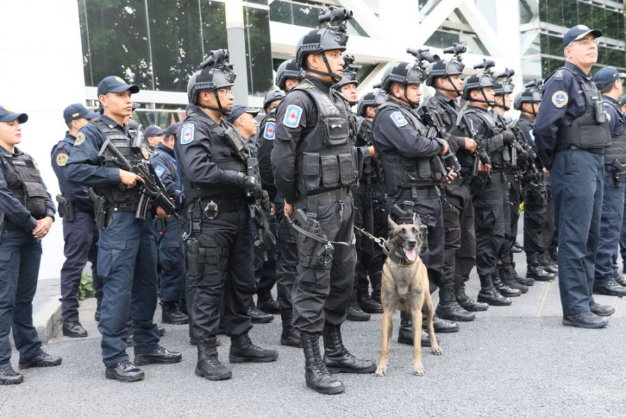Promete Mancera operativos permanentes en la CDMX