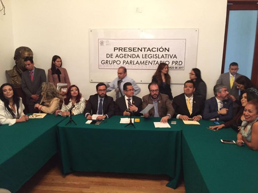 Violencia, movilidad y grupos vulnerables, prioridad en la ALDF: PRD