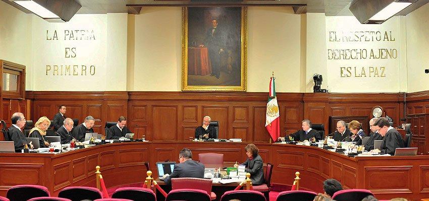 Sin excepciones debemos hacer cumplir la ley: SCJN