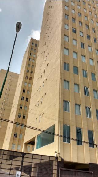 Arquitectos UNAM revisaran inmuebles danados