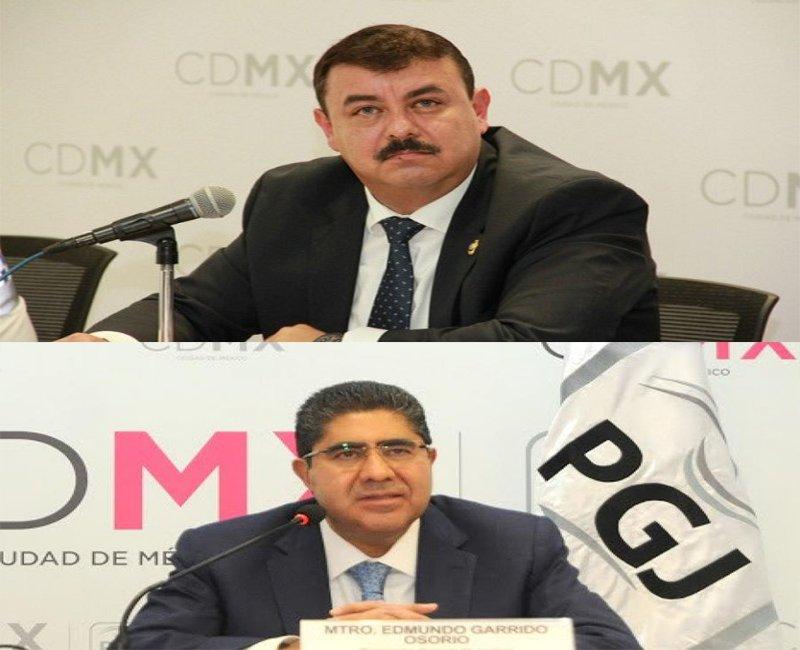 Piden relevar a Garrido y Almeida
