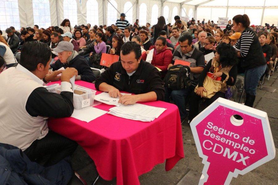 Dan apoyo a preliberados y migrantes desempleados