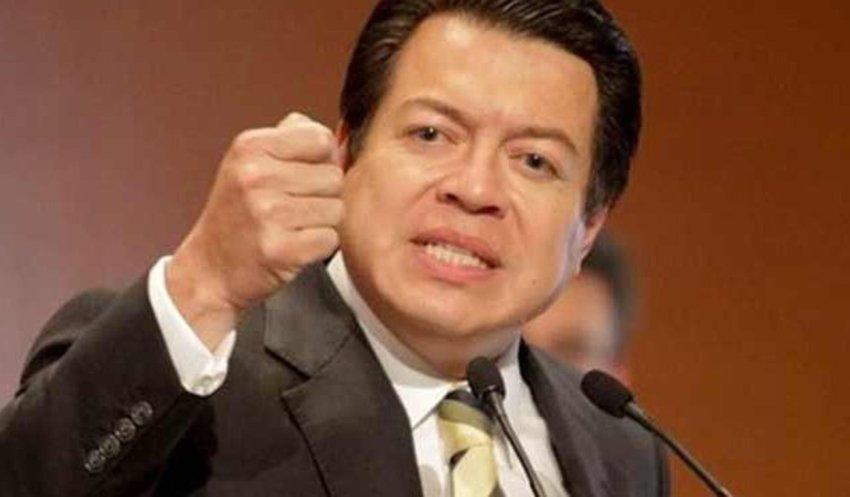 Gobierno de Mancera manipula indices delictivos: Mario Delgado
