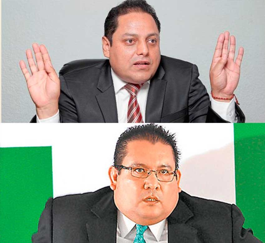 Morena exige acelerar proceso penal en contra de Israel Moreno y Jose Manuel Ballesteros