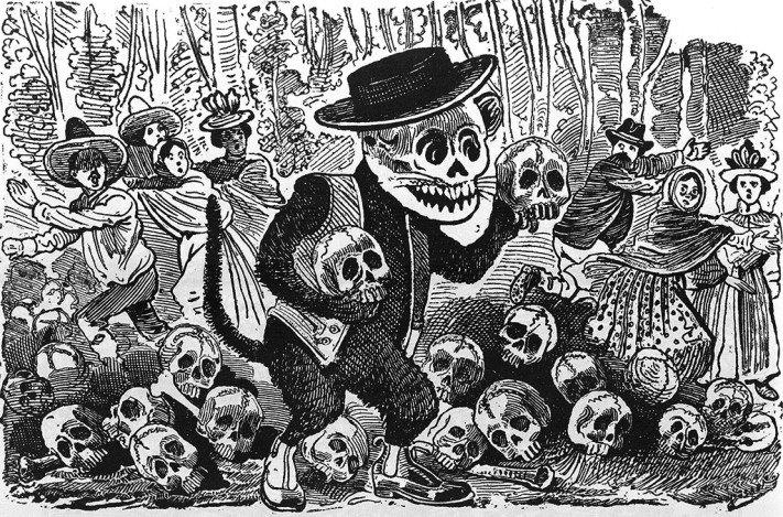 Los vivos, los muertos y los moribundos de la grilla chilanga