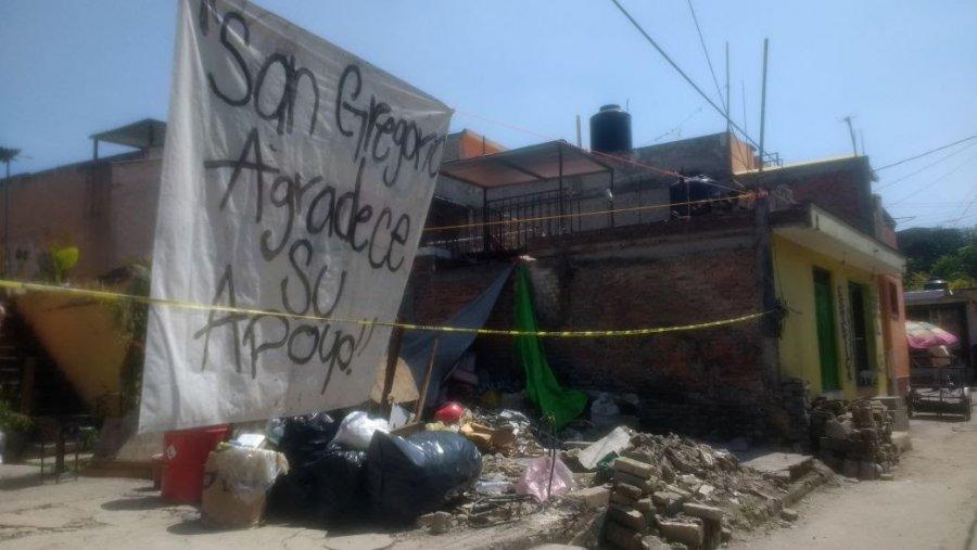 Ninguna casa en San Gregorio tiene dictamen de DRO