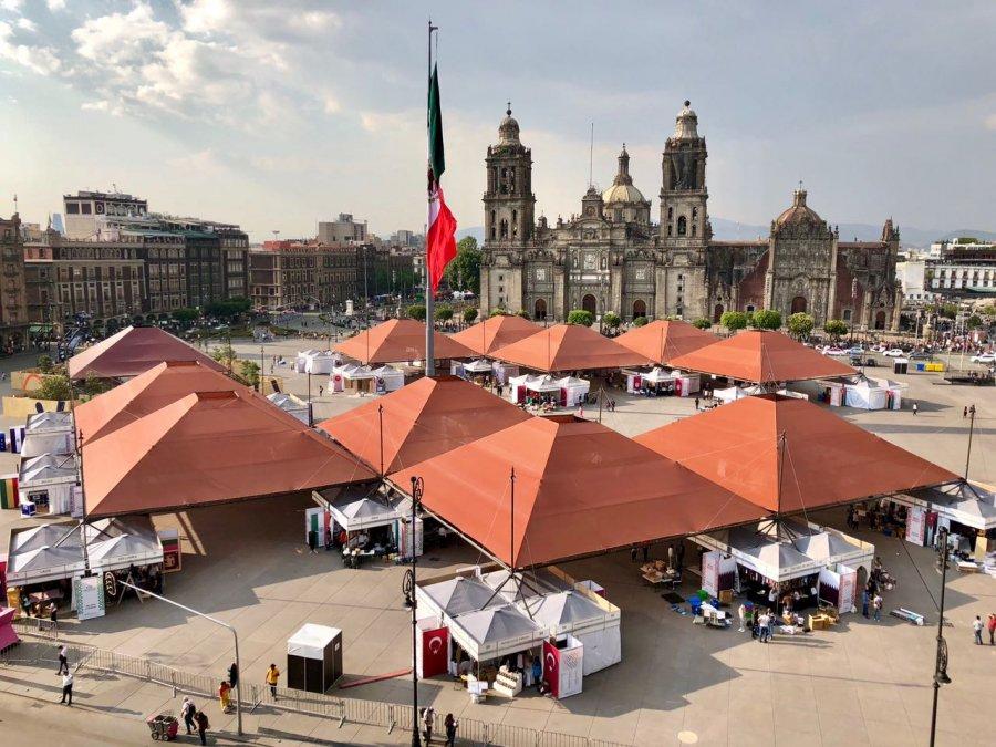 Inicia la Feria Internacional de las Culturas Amigas