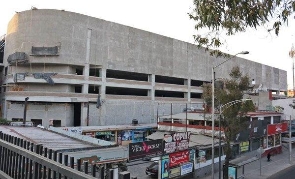 Demolera delegacion centro comercial Patio Tlalpan