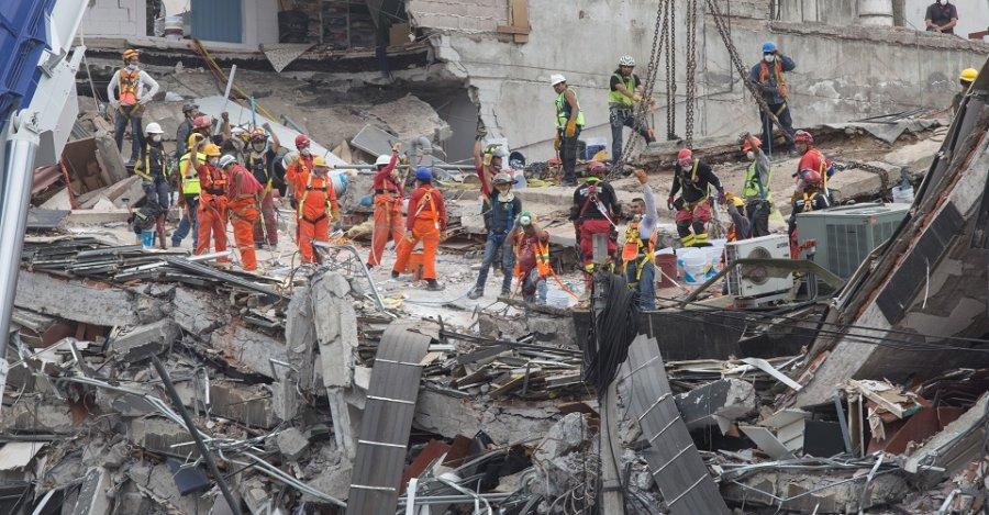 Siete anos llevara a la ciudad la recuperacion completa tras el sismo
