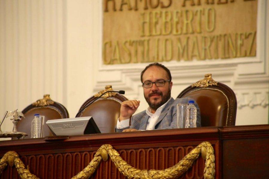 Solicita Toledo destitucion del coordinador de Morena en la ALDF