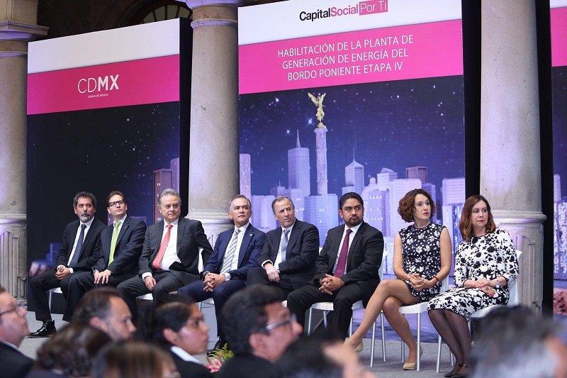 CDMX generara energia para iluminar 1700 edificios