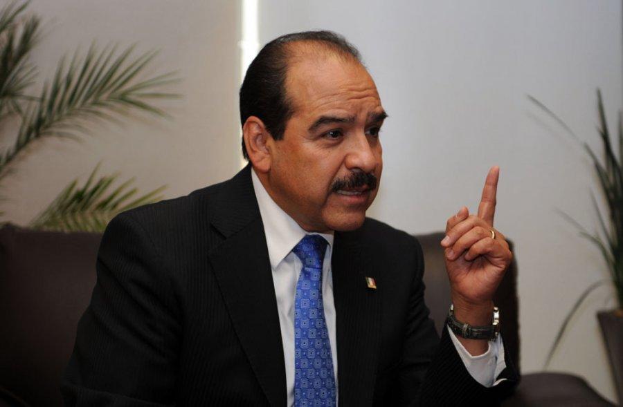 Jose Encamacion Alfaro rechaza el