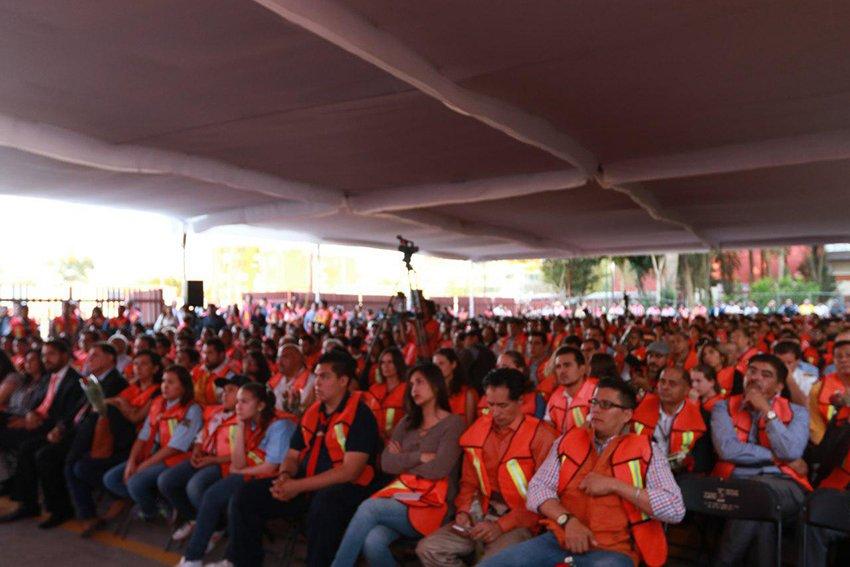 Conforman directorio de voluntarios en Cuauhtemoc
