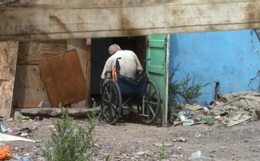 Abandono de adultos mayores se castigara con carcel