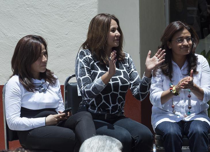 Entre mujeres la disputa por Iztapalapa en 2018