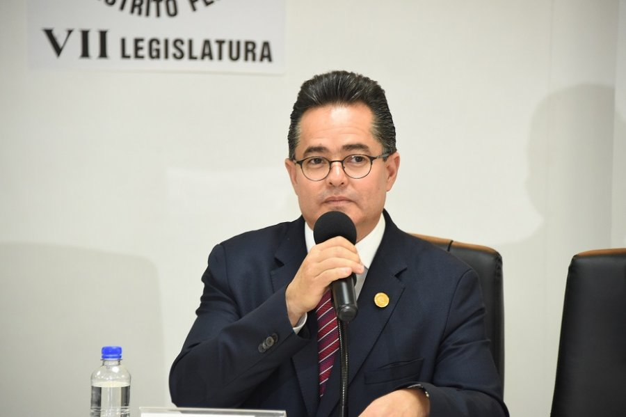 Pide Leonel Luna no politizar reconstruccion de la CDMX