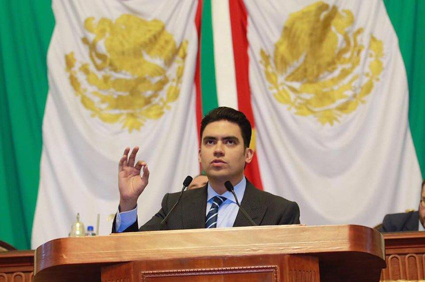 Sistema Anticorrupcion nacio vivo: Jorge Romero
