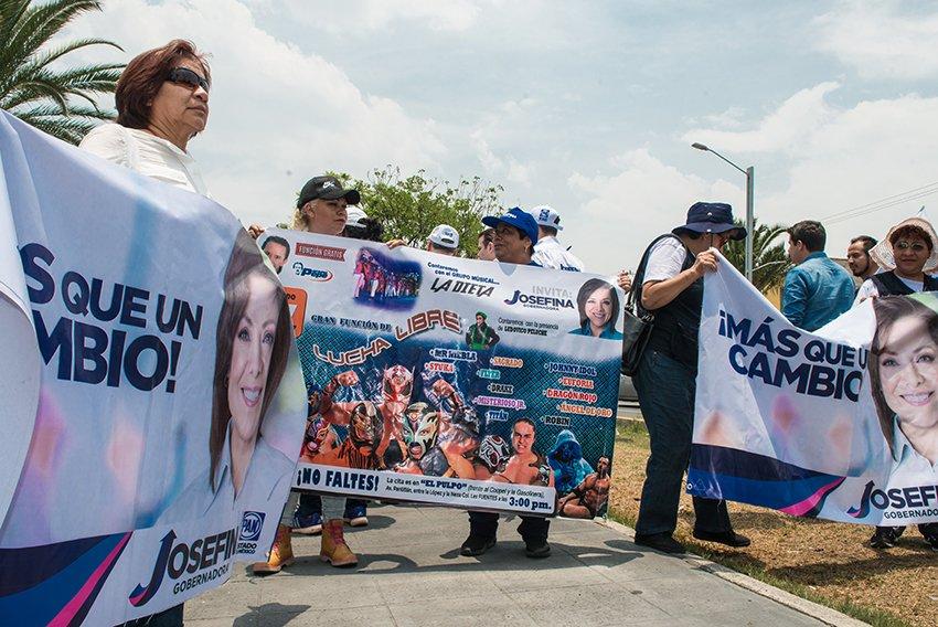 Declinacion del PT no cambia nada: Mauricio Tabe