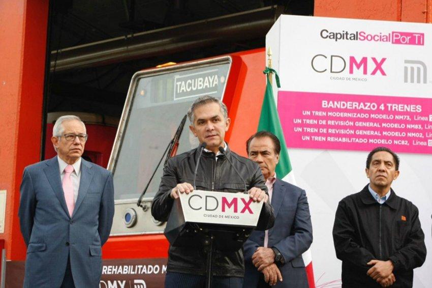 Metro mantiene tarifa pese a costos de operacion: MAM