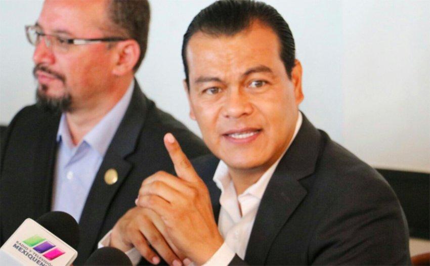 ¿Neta, quieren que saquemos al PRI?, declinen por mi: Juan Zepeda