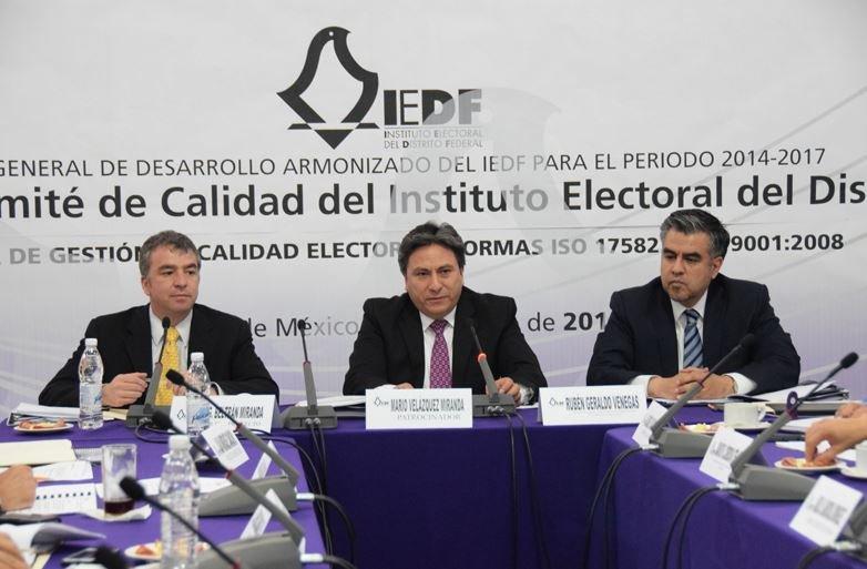 Obtiene IEDF certificacion internacional de calidad