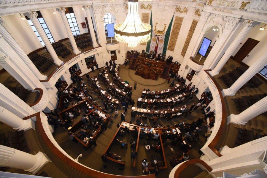 La ALDF aprobara esta semana las leyes secundarias de la CDMX