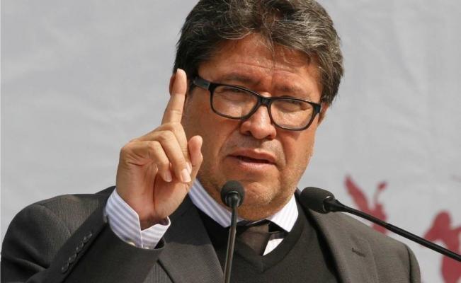 Presenta Monreal proyecto politico para la CDMX